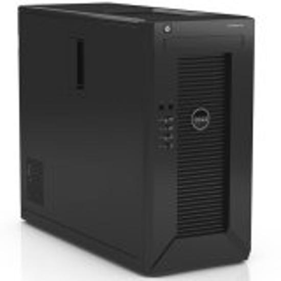 Picture of ( PET203-56 )Dell PowerEdge T20, Intel Xeon E3-1225v3 (3.2GHz, 8M Cache, 4C/4T), 4GB 1600MHz, 1TB SA