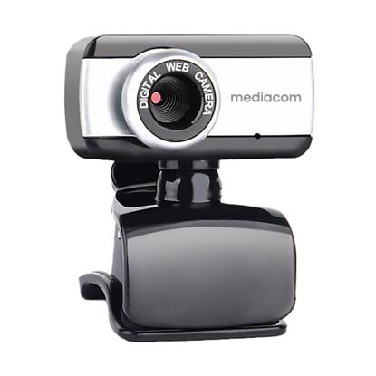 Slika od WEB cam sa mikrofonom MEDIACOM MEA250, plug & play