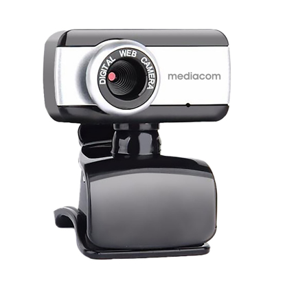 Slika od WEB cam sa mikrofonom MEDIACOM M-WEA250, plug & play