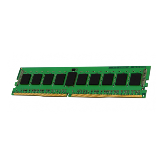 Picture of Kingston 8GB DDR4  2666MHZ KVR26N19S6/8 NON-ECC CL19 DIMM