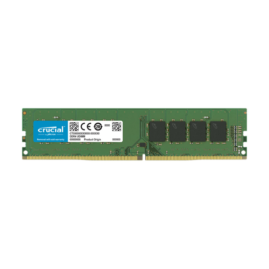 Picture of Crucial DRAM 8GB DDR4 2666 MT/s CT8G4DFRA266