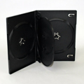 Picture of Omot za 4 DVD-a, CRNI 14mm, DVD-4