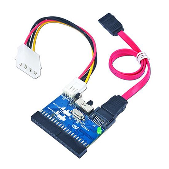 Picture of SATA to IDE i IDE to SATA Bi-direction converter, GEMBIRD SATA-IDE-2
