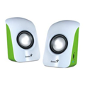 Picture of Zvučnici 2.0 GENIUS SP-U115, RMS 1.5W, white, usb napajanje, 31731006103