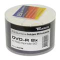 Picture of CD-R TRAXDATA, 700 MB, 52X, spindle 50 kom PRINTABLE WHITE