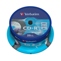 Picture of CD-R,VERBATIM, 700 MB,52X,spindle 25 kom EXTRA PRO.