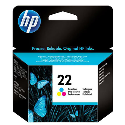 Slika od Tinta HP C9352AE HP22 COLOR, za HP PSC 1410, DJ 3920/40