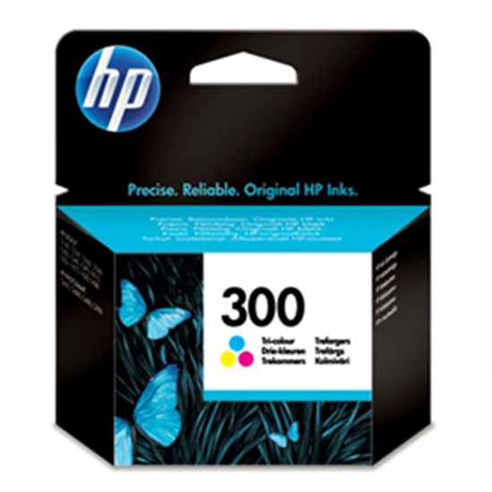 Picture of Tinta  HP CC643EE, HP300,COLOR