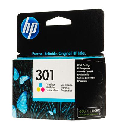Slika od Tinta HP CH562EE HP 301 3-boje, za HP 1050 2050