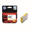 Picture of Tinta HP CZ112AE HP 655 YELLOW