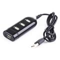 Picture of USB 2.0 HUB 4-port, mini, GEMBIRD UHB-CT02