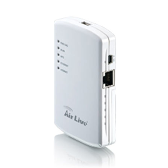 Picture of Airlive Traveller 3G 11n 3G Mobile router 3G-dongle not included