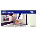 Picture of Stropni nosač za projektor GNC PMB305, 8kg, max. raspon rupa 260x260, podešavanje visine,