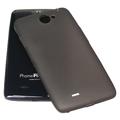 Picture of MEDIACOM S500SCB silikonska crna navlaka za smartphone S500