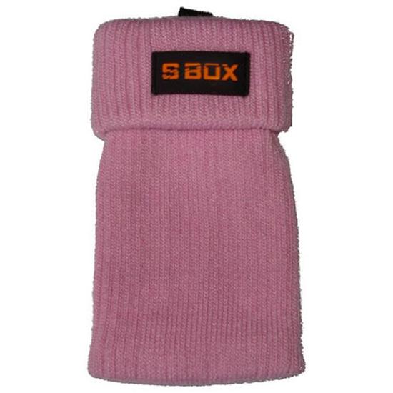 Picture of Čarapica za mobilni telefon SBOX MCF-S1 roza 65x100mm