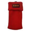Picture of Čarapica za mobilni telefon SBOX MCF-S8 crvena 65x100mm