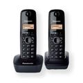Picture of KX-TG1612FXH Panasonic bežični telefon + dodatna slušalica DECT CID