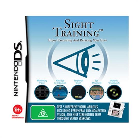 "Picture of Igrica za DS Lite ""Sight Training"""