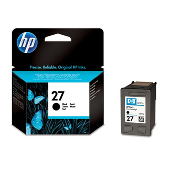 Picture of Tinta HP C8727AE br.27 CRNA