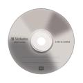 Picture of DVD-R, VERBATIM,4,7 GB,16X, spindle 10 kom,MATT SILVER