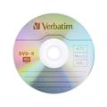 Picture of DVD-R, VERBATIM,4,7 GB,16X,MATT SILVER SLIM CASE