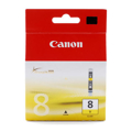 Picture of Tinta Canon CLI-8Y YELLOW, za PIXMA iP3500, iP4300