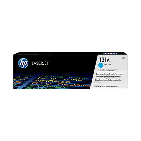 Picture of Toner HP CF211A 131A CYAN