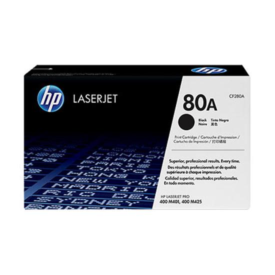 Picture of Toner HP CF280A No.80A Black, za M401n, M401dn, M401dw, M425d, 2700 strana