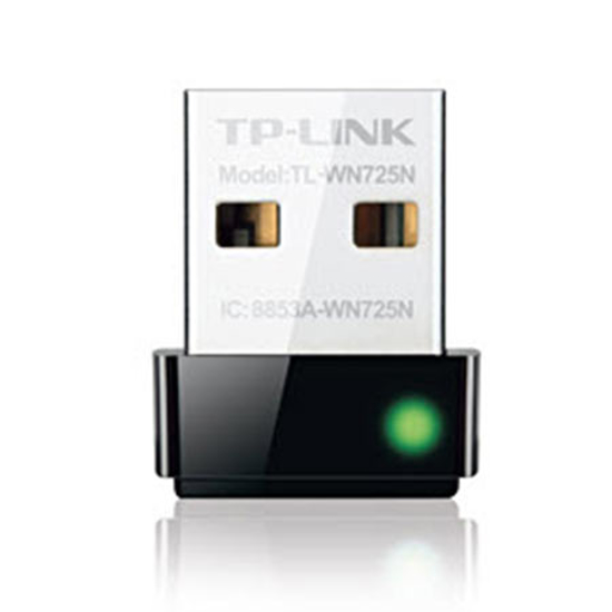 Picture of USB WLAN TP-Link TL-WN725N Nano,150Mbps, 2,4GHz