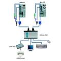 Picture of CPU SWITCH 2>1, KEYB/VIDEO/MOUSE/USB, DKVM-2KU, SA KABLOVIMA