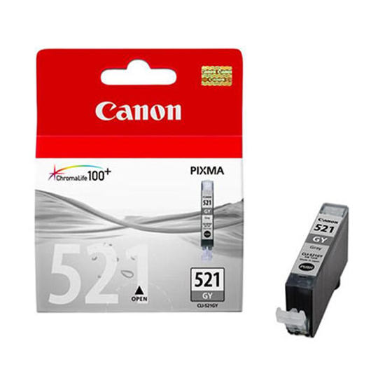 Picture of Tinta Canon CLI-521 GY Gray, za PIXMA MP980