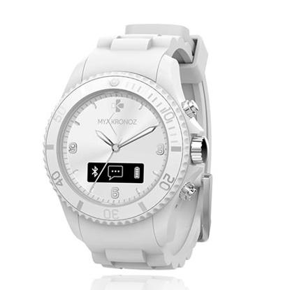 Slika od MyKronoz Smartwatch ZeClock KRZECLOCK-WHITE Pametni Sat