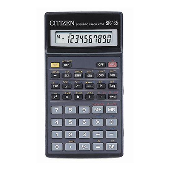 Picture of Kalkulator Citizen SR 135T II /135N TRGI.FUNKCIJE,SR135T II