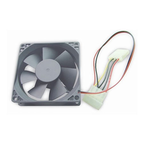 Picture of Ventilator za kućište 80X80X20 FANCASE-4, kuglični ležaj, GEMBIRD