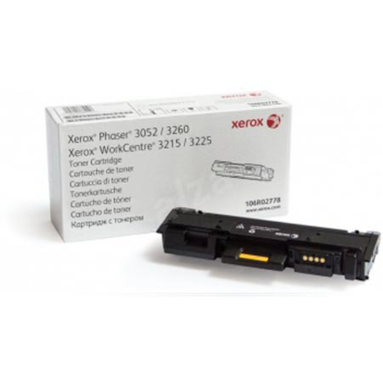 Picture of XEROX Toner 106R02778 Phaser 3052, 3260/ WorkCentre 3215, 3225, 3000 stranica