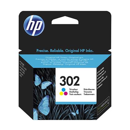 Slika od Tinta HP F6U65AE HP302 3-boje,za HP 2130