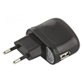Picture of USB punjaci + microUSB kabl ESPERANZA, 3in1 set, DC 12-24V, AC 100-240V, out 5V/1000mA, EZ116