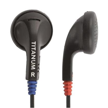 Slika od Slušalice TITANUM In-Ear, black, TH102