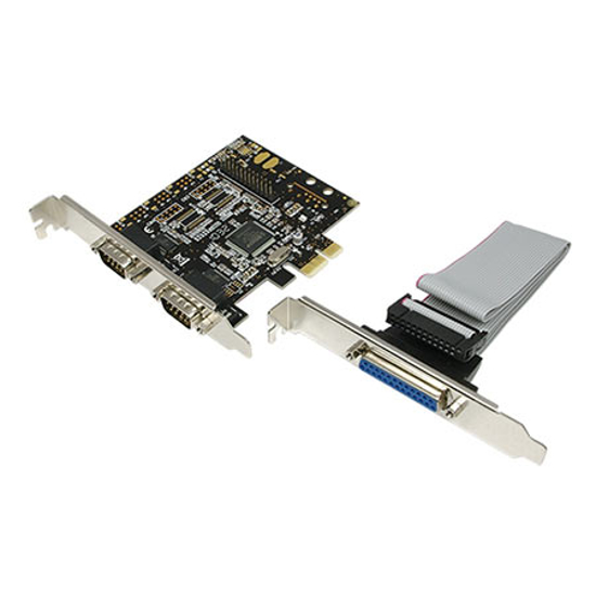 Picture of Kontroler PCI-E Logilink PC0033,1x parallel,2x serial