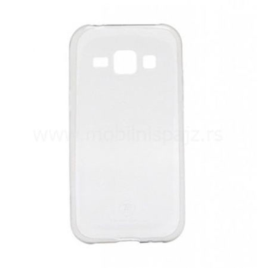 Picture of Silikonska futrola TPU SAMSUNG G920/S6 WHITE