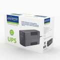Picture of UPS GEMBIRD EG-UPS-B650, 650 VA, 390W, 2x Shuko out, surge protection