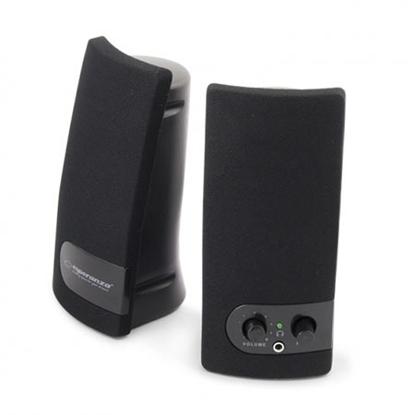 Slika od Zvučnici 2.0 ESPERANZA ARCO, 2x3W, 3.5mm, USB power, EP119