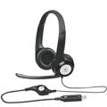 Picture of Slušalice sa mikrofonom, Logitech H390, USB, Noise-canceling Rotating microphone, 981-000406