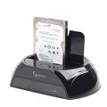 """Picture of Postolje za externi 2,5"""" i 3.5"""" SATA HDD GEMBIRD, USB 3.0, black, HD32-U3S-2"""