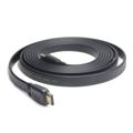 Picture of HDMI flat kabl GEMBIRD, CC-HDMI4F-10, v.2.0, male-male 3 m, black