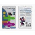 Picture of Mini držač za mobitel/smartphone ESPERANZA U-STRIP SILICONE random color, 2 komada, EMS110