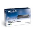"Picture of SWITCH 24 portni 10/100/1000 TP-Link TL-SG1024D ,1U 19"" rack-mountable"