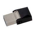 Picture of USB Memory stick Kingston 32GB DTduo, USB 3.0 + Micro-USB OTG, DTDUO3/32GB