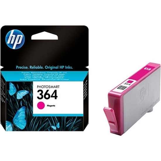 Picture of Tinta HP CB319EE HP 364 Magenta