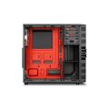 Picture of Kućište SHARKOON gaming, VG4-W red ATX, ventilatori 2x 120mm LED, 2xUSB, 2XUSB3